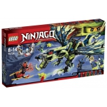 конструктор LEGO Ninjago Атака Дракона Морро (70736)