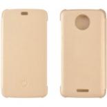 чехол для смартфона Lenovo для Motorola Moto G5s, золотистый