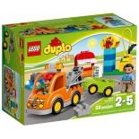 конструктор LEGO Duplo Буксировщик (10814)