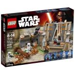 конструктор LEGO Star Wars Сражение на планете Такодана (75139)