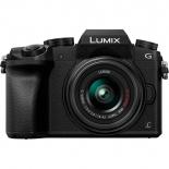 цифровой фотоаппарат Panasonic Lumix DMC-G7 KIT, черный