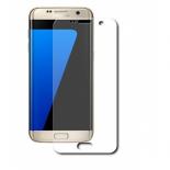 защитная пленка для смартфона LuxCase для Samsung Galaxy S7 EDGE НА ВЕСЬ ЭКРАН (Прозрачная)