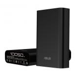 аккумулятор универсальный мобильный Asus ZenPower ABTU005 10050 mAh, черный