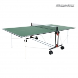 стол теннисный Donic Indoor Roller Sun Green (16 мм) зеленый