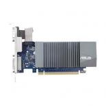 видеокарта GeForce Asus PCI-E NV GT710 710-1GD5-SL 1Gb
