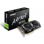 видеокарта GeForce MSI PCI-E NV GTX 1070 TI Armor 8Gb