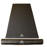 коврик для спорта DFC ASA081-195, черный