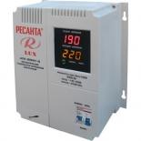 Стабилизатор напряжения Ресанта АСН-3 000Н/1-Ц Lux, Белый