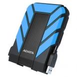 жесткий диск HDD Adata HD710 AHD710P-1TU31-CBL HDD 1Tb, синий