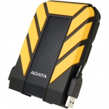 жесткий диск A-Data HD710, 1Tb, внешний (AHD710P-1TU31-CYL), желтый