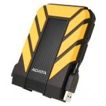 жесткий диск HDD A-Data HD710 AHD710P-2TU31-CYL 2Tb, желтый