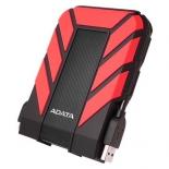 жесткий диск HDD A-Data HD710 AHD710P-2TU31-CRD 2Tb, красный