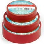 изолента SmartBuy SBE-IT-19-20-r, красная