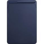 чехол для планшета Apple Leather Sleeve для 10.5 iPad Pro (MPU22ZM/A), темно-синий