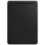 чехол для планшета Apple Leather Sleeve для 12.9 iPad Pro (MQ0U2ZM/A), черный