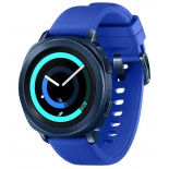Умные часы Samsung Galaxy Gear Sport SM-R600NZBASER, синие