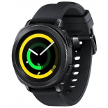 Умные часы Samsung Galaxy Gear Sport SM-R600NZKASER, черные