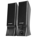 компьютерная акустика Crown CMS-602, черная