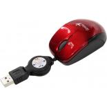 мышка Genius Micro Traveler V2 Ruby красная
