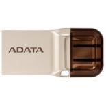 usb-флешка Adata DashDrive UC360 64Gb, Золотая