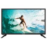 телевизор Fusion FLTV-20C100, черный