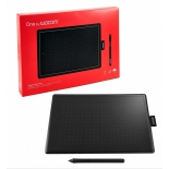 планшет для рисования Wacom CTL-672-N, Чёрно-красный