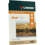 фотобумага Lomond 0102074 (A4, 100 листов)