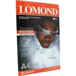 расходные материалы Lomond 0808411 (Бумага для светлых тканей)