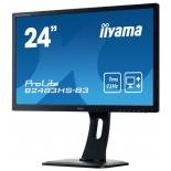 монитор Iiyama B2483HS-B3, черный
