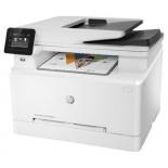 МФУ HP Color LaserJet Pro M281fdw, белый