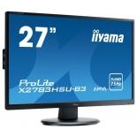 монитор Iiyama X2783HSU-B3, черный