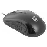 мышка Defender MB-160 USB, черная