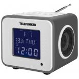 Радиоприемник Telefunken TF-1625U, титан/пурпурный