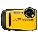 цифровой фотоаппарат Fujifilm FinePix XP90, желтый