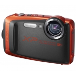 цифровой фотоаппарат Fujifilm FinePix XP90, оранжевый