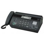 факс Panasonic KX-FT982RUB Чёрный