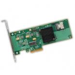 контроллер LSI Logic MegaRAID SAS SAS9211-4i (LSI00190)