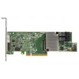 контроллер LSI Logic MegaRAID SAS 9361-8i SGL (PCI-E 3.0 — 8x SAS/SATA, RAID 0-60), LSI00417