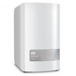 сетевой накопитель WD My Cloud Mirror Gen 2 4TB (2x 2Tb, LAN/USB), WDBWVZ0040JWT-EESN