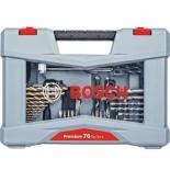 набор инструментов Биты для шуруповертов Bosch Premium Set-76