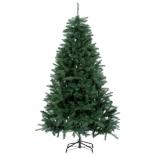 новогодняя елка Royal Christmas Bronx Premium Hinged 150 см, зеленая