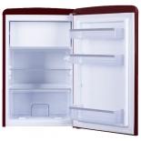 холодильник Hansa FM1337.3WAA, бордовый