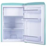 холодильник Hansa FM1337.3JAA, бирюзовый