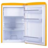 холодильник Hansa FM1337.3YAA, желтый