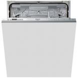 Посудомоечная машина Hotpoint-Ariston HIO 3C23 WF, встраиваемая