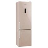 холодильник Hotpoint-Ariston HFP 7200 MO, бежевый