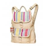 рюкзак городской Justo Creazione 102216L AB (цветной)
