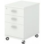 мебель компьютерная Тумба Мэрдэс ТС-2 БЕ, белый жемчуг
