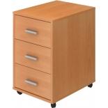мебель компьютерная Тумба Мэрдэс ТС-1 Б, Бук