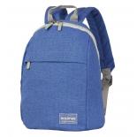рюкзак городской Nosimoe 008D голубой